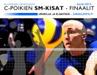 C-poikien Finaalit 2015