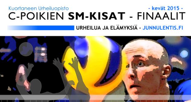 C-poikien Finaalit 2015_Juttu